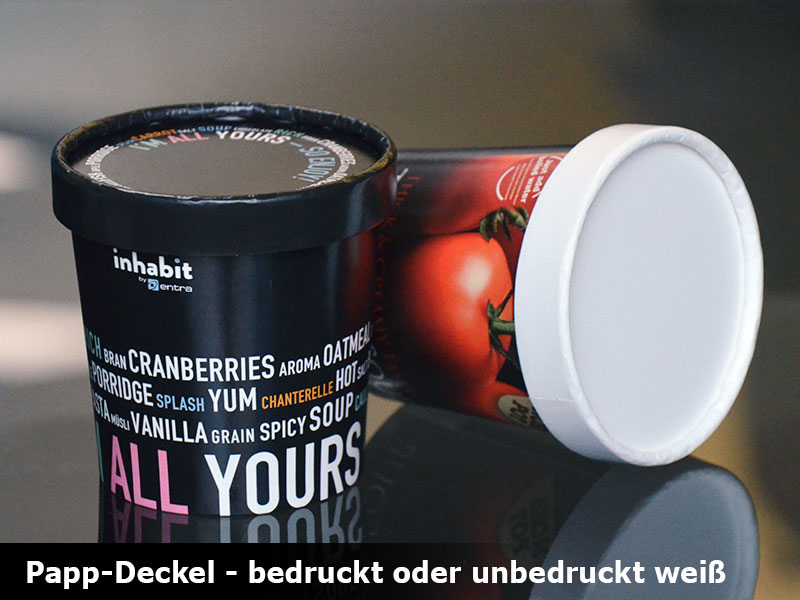 snack food cup essen to go verpackung drucken schnell g nstig. Black Bedroom Furniture Sets. Home Design Ideas