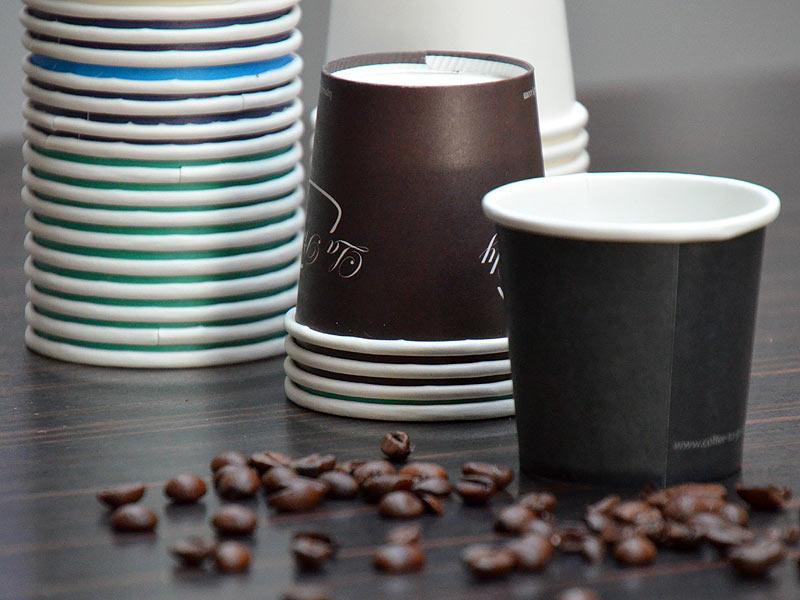 Espresso-Cup Kartontrinkbecher