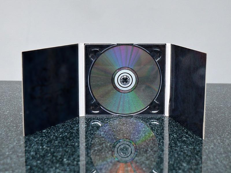 CD-Hülle 3-teilig