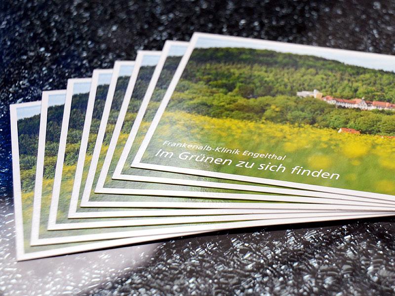 Postkarten verschiedene Motive