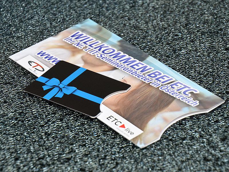 Kartenhüllen-Schuber