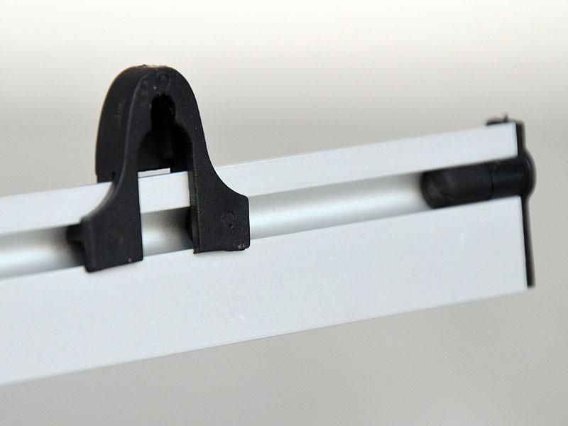 klemmleisten set f r textilbanner drucken schnell. Black Bedroom Furniture Sets. Home Design Ideas