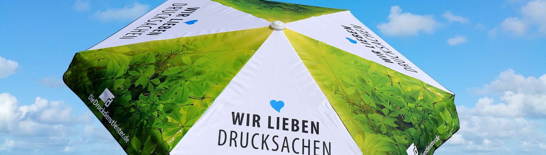 Banner Schirme